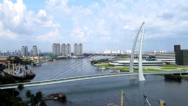 Investors selected for HCMC's Thu Thiem No. 4 Bridge