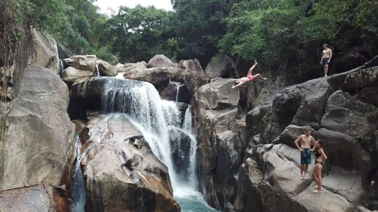 Vietnam's Ba Ho Waterfalls are worth every drop of sweat to get to -  Matador Network